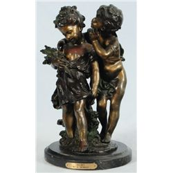 "A. Moreau ""Secret"" Bronze"