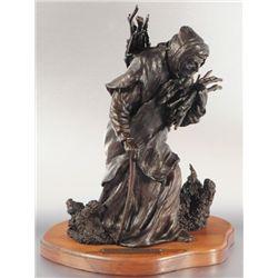 "Jack Bryant ""Gathering Firewood"" Bronze"