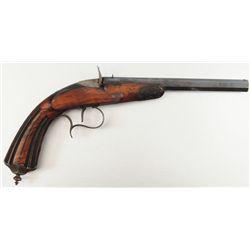 Antique Rimfire Single Shot Pistol