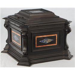 Fine Inlaid Curio Box