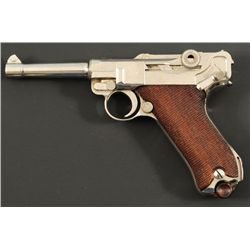 WW II Nazi German Luger Pistol FFL