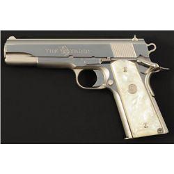 """Colt  """"The Tiger"""" Custom .38 Super FFL"""