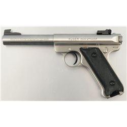 Ruger Mark II .22 Target Pistol FFL