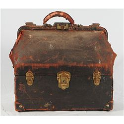 Leather Undertakers Bag