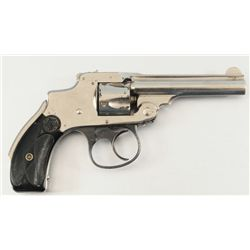 Smith & Wesson .32 Lemon Squeezer