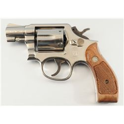 S&W Model 10-7 Snub Nose .38 Special Stainless FFL