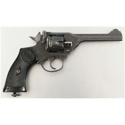 Webley Mark 4 Double Action .38 Revolver FFL