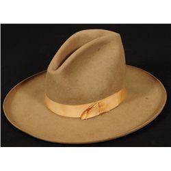 Vintage John B. Stetson Cowboy Hat Hamley & Co.