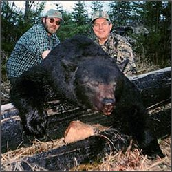 BLACK BEAR HUNT & FISHING TRIP ~ OMINECA GUIDES AND OUTFITTERS