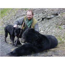 SPRING MOUNTAIN BLACK BEAR HUNT ~ KISPIOX VALLEY OUTFITTERS