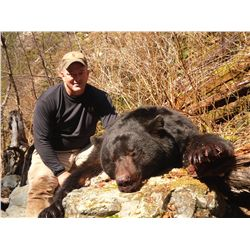 ISLAND BLACK BEAR HUNT ~ VANCOUVER ISLAND GUIDE OUTFITTERS