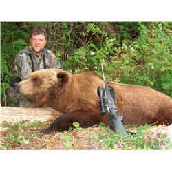 GRIZZLY HUNT~ MILLIGAN OUTFITTERS