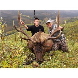 EARLY SEASON ELK HUNT ~ STONE MOUNTAIN SAFARIS