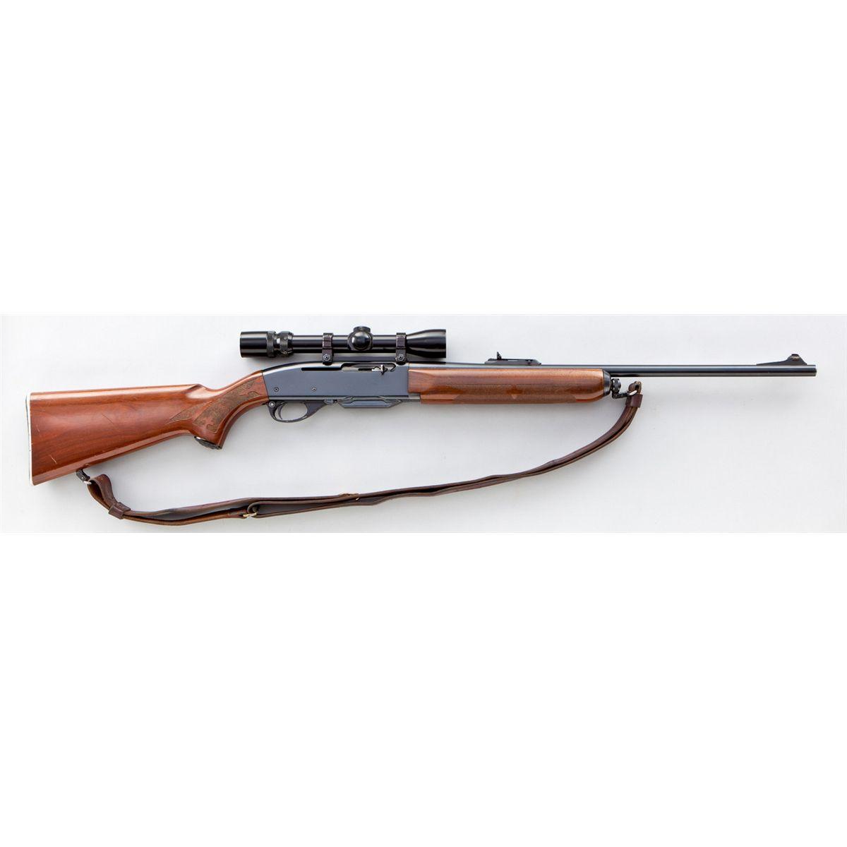 Remington Model 742 Semi-Auto Rifle