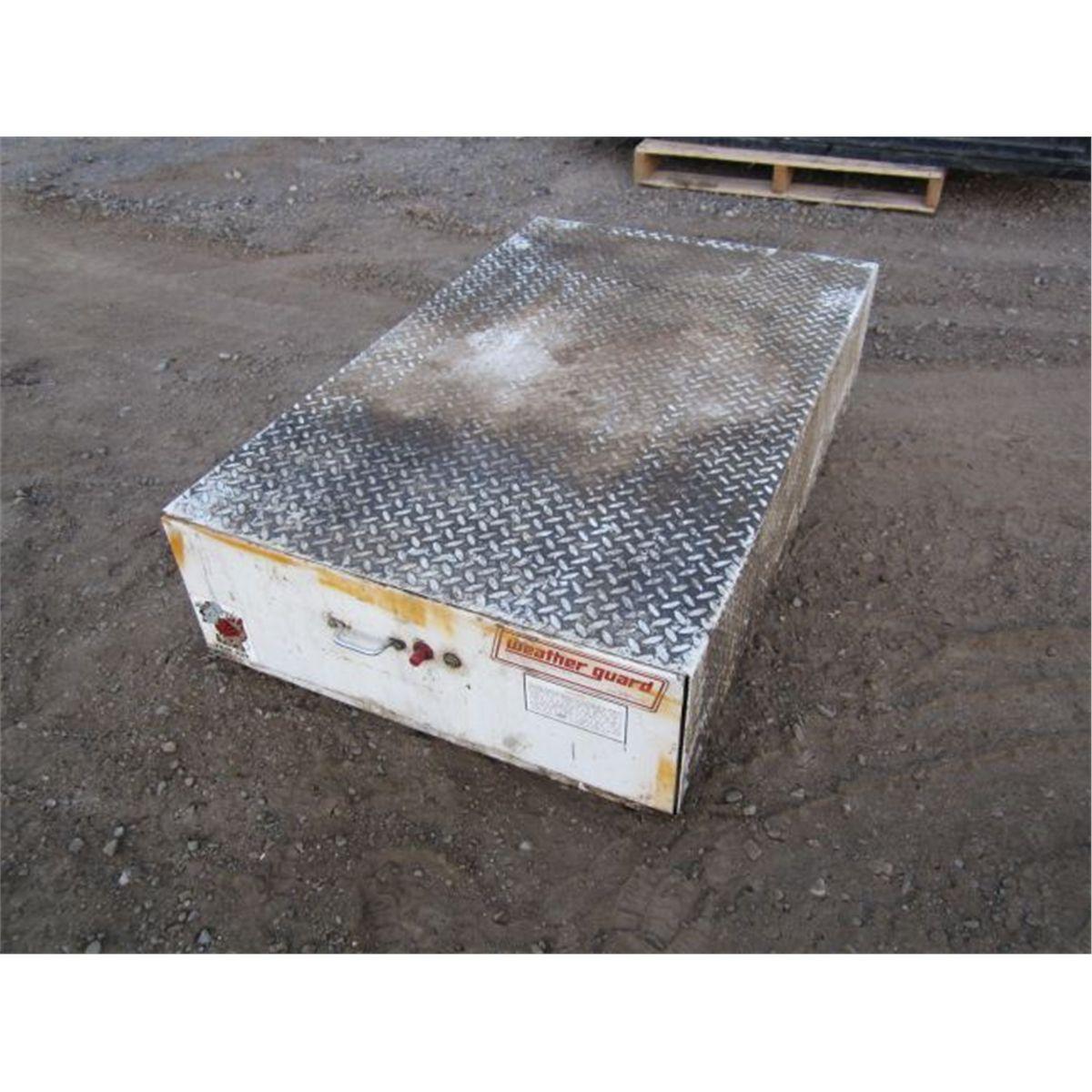 Weather Guard 336 Pack Rat Steel Truck Mount Tool Box