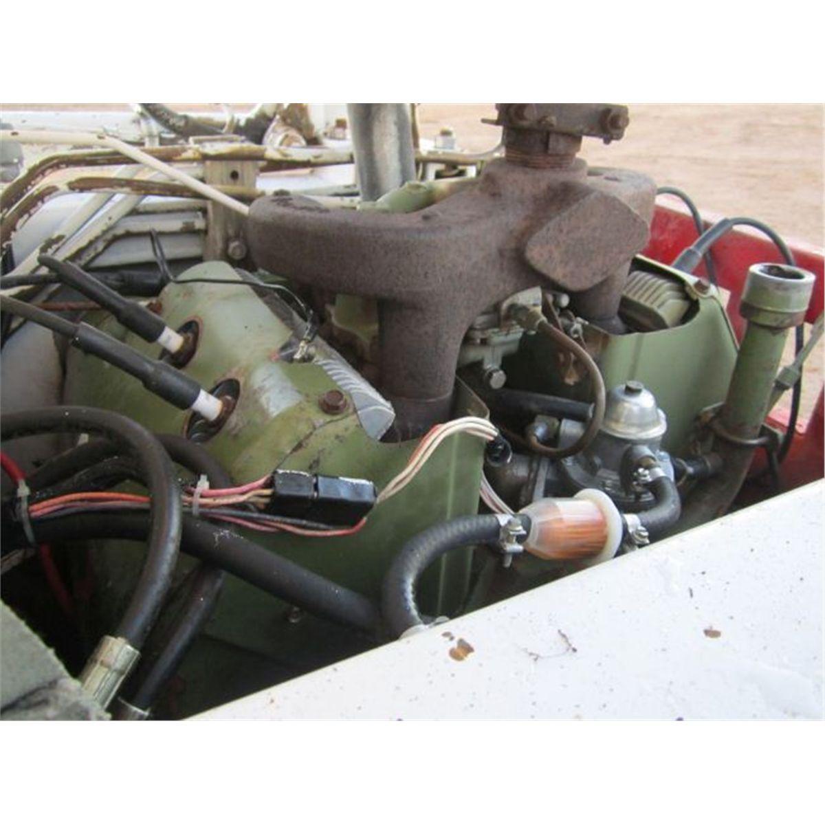 1977 Bobcat 610 Skid Steer Loader