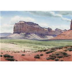 Spencer, D. Alanson - Canyon De Chelly