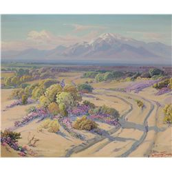 Sayre, F. Grayson - Flower Strewn Road