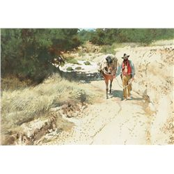 McGinnis, Robert - Prospecting