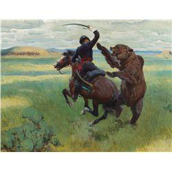 Von Schmidt, Harold - The Attack