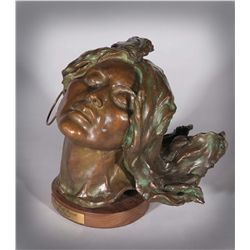 Speed, Grant - Complete Collection of 17 Bronze Busts