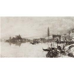 Moran, Thomas - Venezia