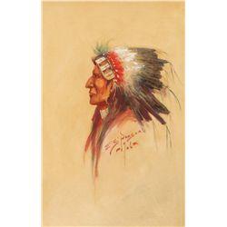 Paxson, Edgar S. - Cheyenne