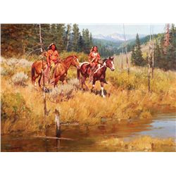 Norton, Jim - The Beaver Pond
