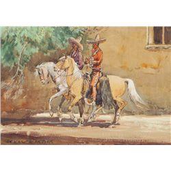 Borein, Edward - Los Vaqueros