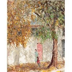 Ellis, Fremont - The Rose Door