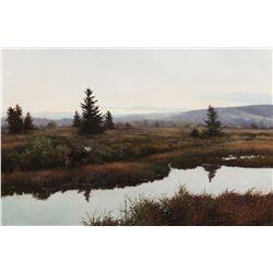 Monroe, Lanford - Early Light - Moose