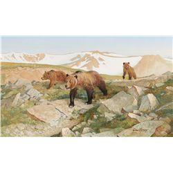 Clymer, John - Roaming the Ridge