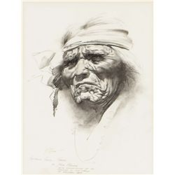McGrew, R. Brownell - Hatahlie Tsosil - Navajo