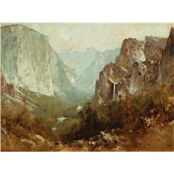 Hill, Thomas - Yosemite Valley