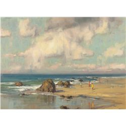 Christensen, Scott - Oregon Beach