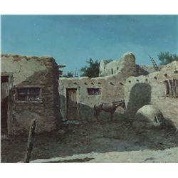 Wieghorst, Olaf - El Rancho Casa