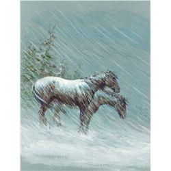 Wieghorst, Olaf - Snowbound