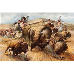 Ahrendt, William - Prairie Thunder