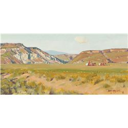 Moyers, John - August Near Cochiti