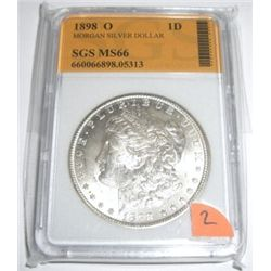 Coin Auction - Wells Fargo Safe Deposit Box Liquidation
