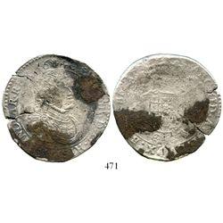 Brabant, Spanish Netherlands (Antwerp mint), portrait ducatoon, Philip IV, 1640. KM-72.1. 29.0 grams