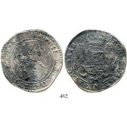 Brabant, Spanish Netherlands (Antwerp mint), portrait ducatoon, Philip IV, 1664. KM-72.1. 31.3 grams