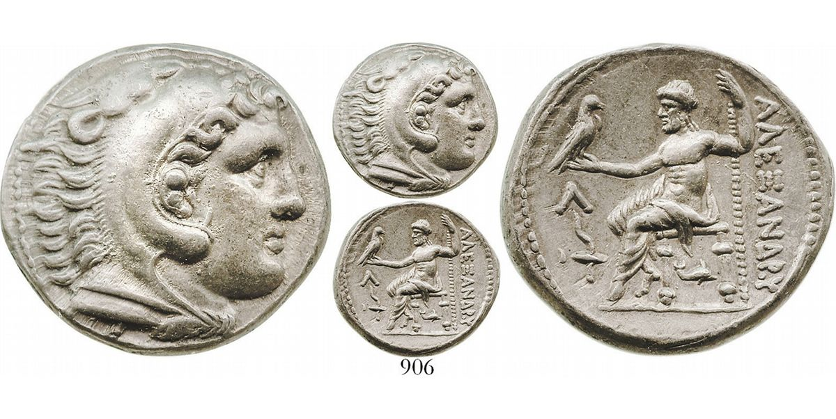 Greek (450 Bc-100 Ad) Alexander Iii The Great 336-323 Bc Ancient Greek Coin A Complete Range Of Specifications Coins & Paper Money