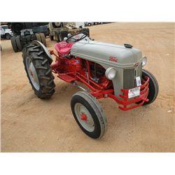 FORD 8N 2WD FARM TRACTOR