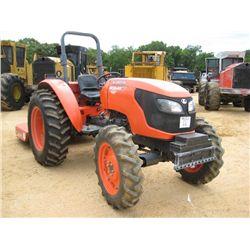 KUBOTA M5640 SUD 4X4 FARM TRACTOR