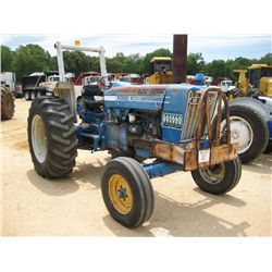 FORD 6600 FARM TRACTOR