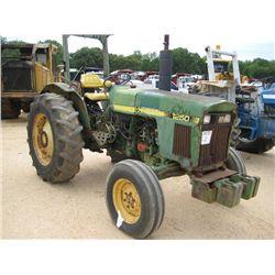JOHN DEERE 1250 FARM TRACTOR