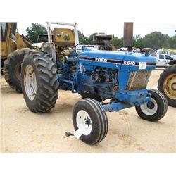 FORD 6610 FARM TRACTOR