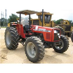 MASSEY FERGUSON 492 4X4 FARM TRACTOR