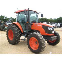 KUBOTA M9540D 4X4 FARM TRACTOR